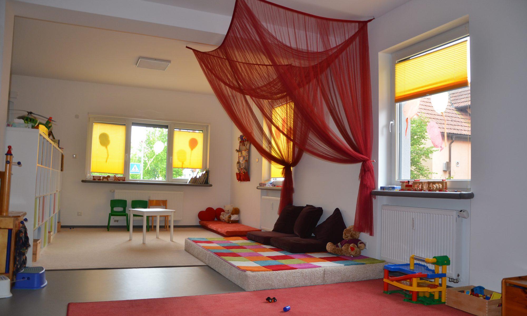 Bärenstarke Kinder - Kindertagespflege Ladenburg